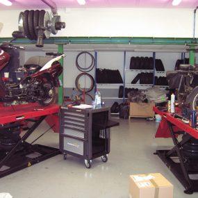 Atelier entretien réparation