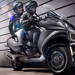Scooter Metropolis